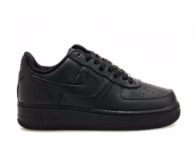 nike air force negras